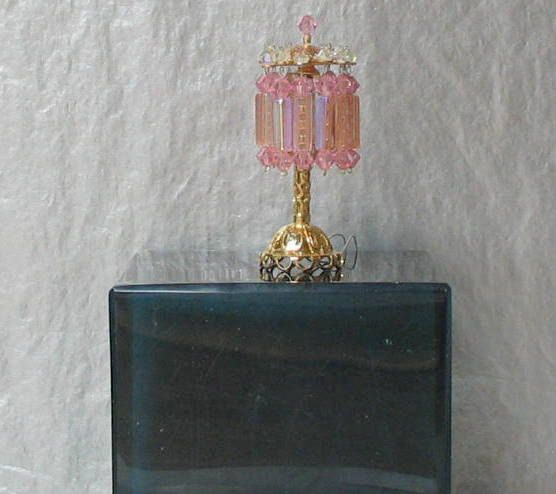 Dollhouse Chandelier Tutorial: 17 Best Images About Dollhouse-Miniatures-Lamp, Chandelier