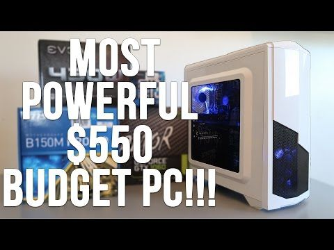 Best $550 Budget Gaming PC Build Skylake GTX 1060 (w/ Benchmarks) - http://www.eightynine10studios.com/best-550-budget-gaming-pc-build-skylake-gtx-1060-w-benchmarks/