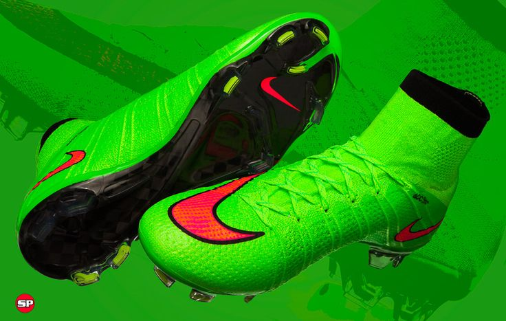 The Cristiano Nike Mercurial Superfly IV SE soccer cleats!