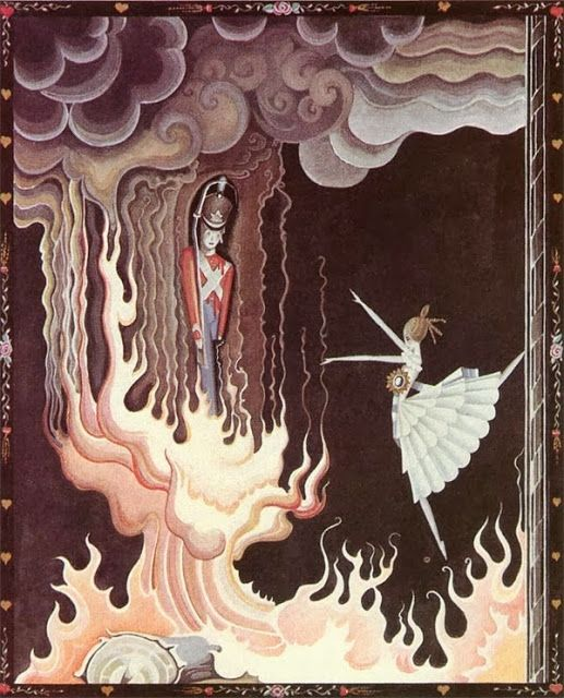 The Steadfast Tin Soldier by Kay Nielsen