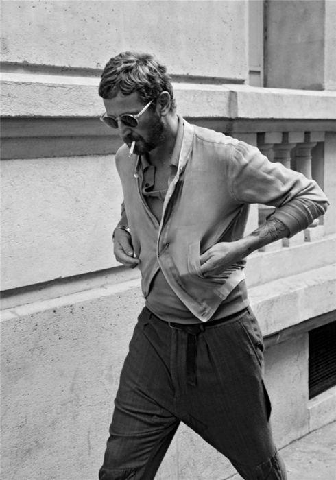 The always flawless Stefano Pilati