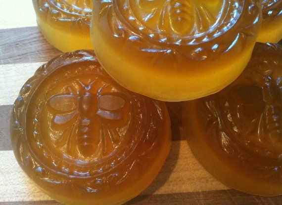 Honey Bee Hand Soap by BlueHorseDesign on Etsy