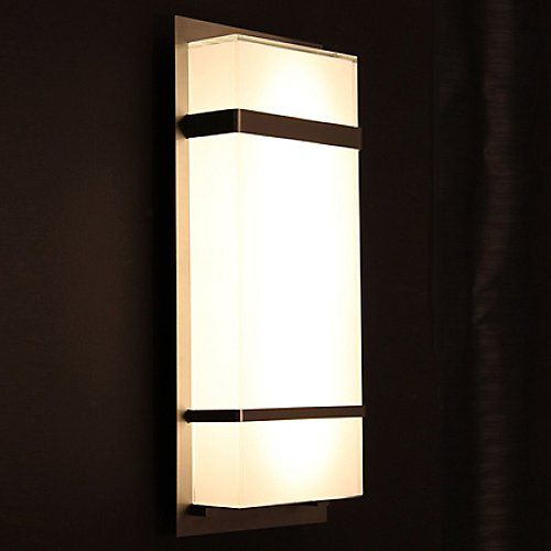 Phantom Indoor/Outdoor LED Wall Sconce Indoor outdoor, Sconces and LED