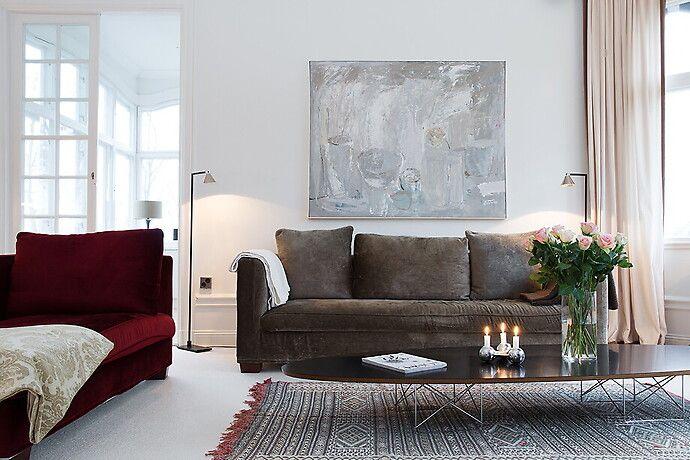 Vardagsrum vardagsrum soffa : Bilder, Vardagsrum, Soffa, Matta - Hemnet Inspiration | Interior ...