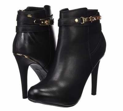 Xti Botin Sra zapatos de tacón mujer botas y botines Zapatos Xti tacon Sra mujer Botin Noe.Moda