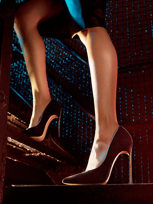#Casadei FW 2014 Photography by Robbie Fimmano Styling by Sissy Vian