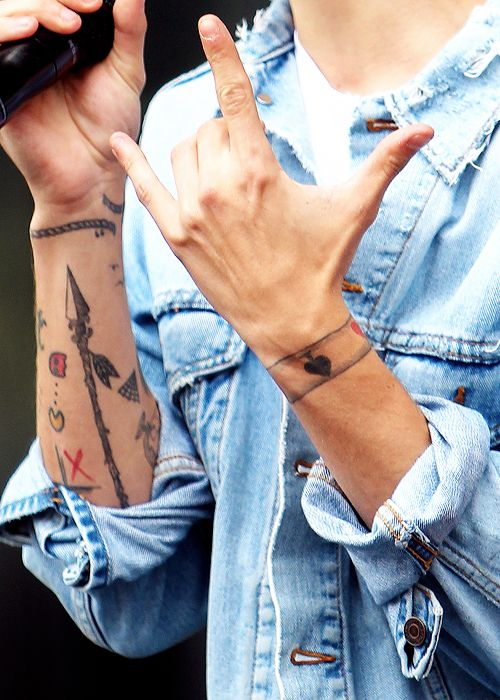 Louis Tomlinson Smiley Face Tattoo: 1000+ Images About 1D TATTOOS On Pinterest
