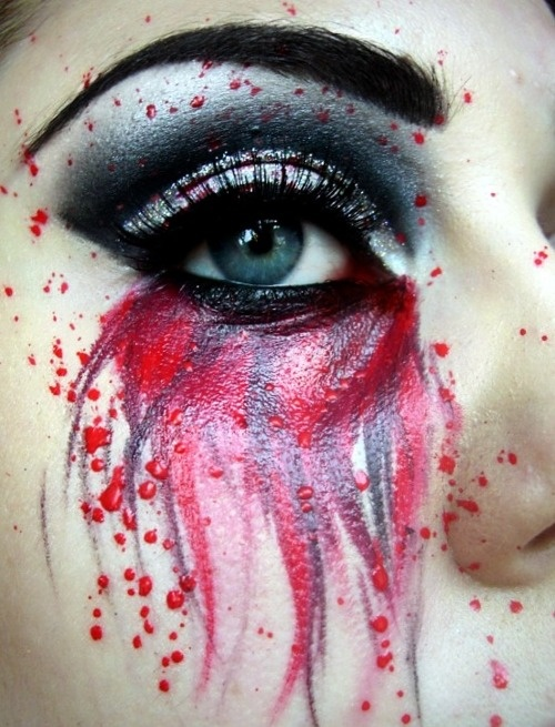 Bloody Mary kikimakeup
