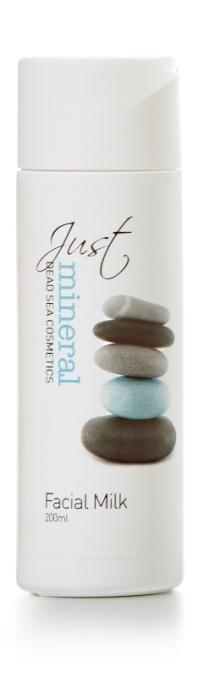 Deze fluweelzachte reinigingsmilk bereidt de huid perfect voor op de dagelijkse verzorging.