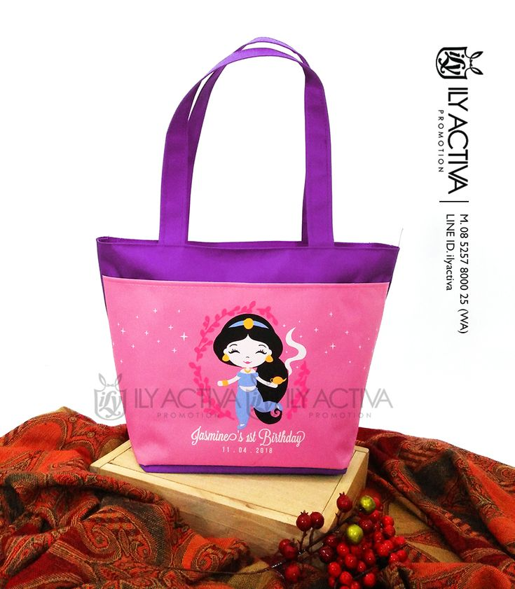 Mini Lunchbag -- Bu Sophie, Jakarta