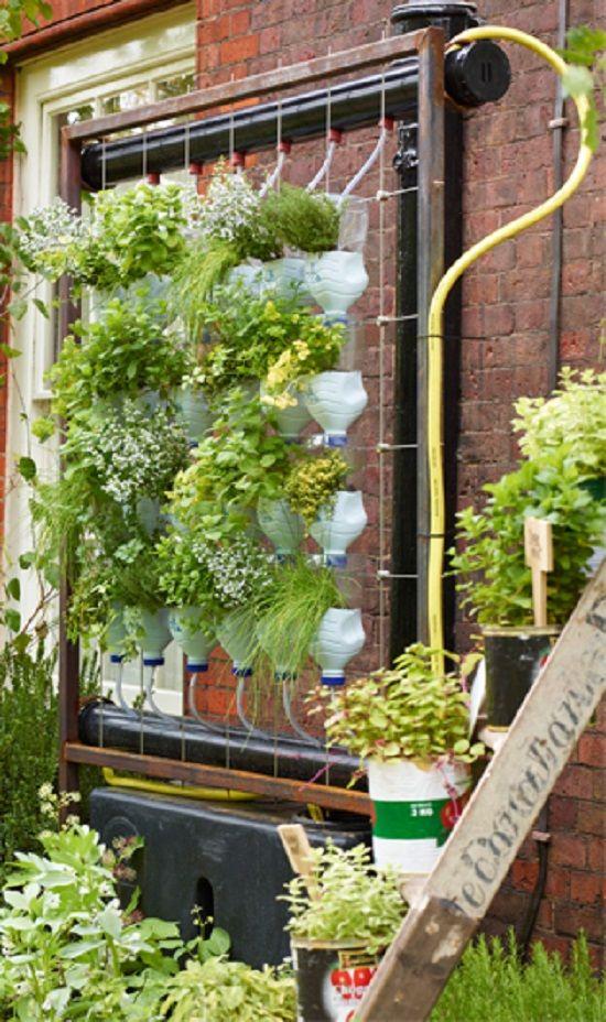 25 Best Ideas About Vertical Herb Gardens On Pinterest