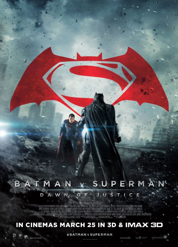 Batman v Superman Dawn of Justice 2016 Movie Review