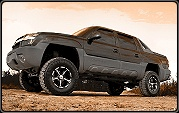 Chevy lift kits.... looks just like our newist edition