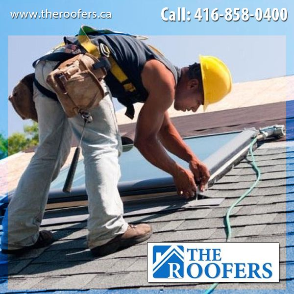 The roofers provide roof repair services to the client.                 Our knowledgeable staffs are waiting to assist you. Call now on 416-858-0400 or visit to our  site http://www.theroofers.ca/services/roof-repair/