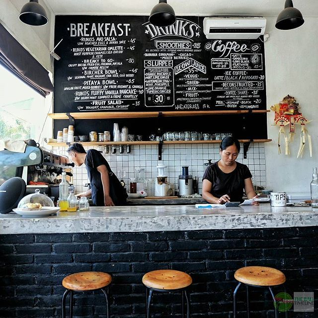 #GoodMorningWorld  Some said after sunrise the second best thing in the morning are breakfast & coffee    @ruko_cafe    #Breakfast #Coffee