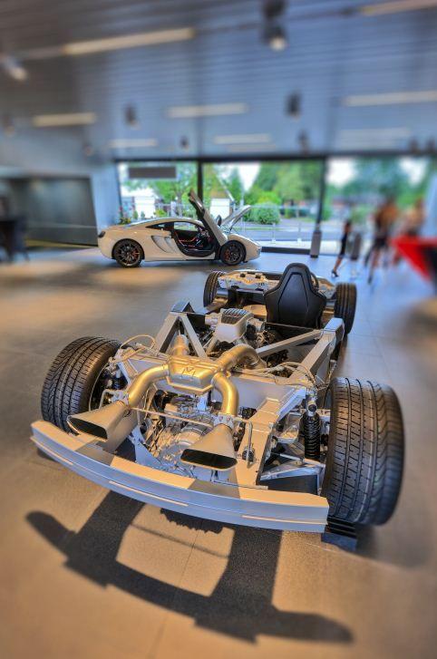 McLaren Birmingham Dealership