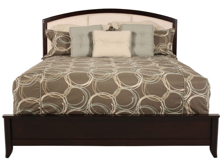 Ashley Lynx Queen Bedframe Mathis Brothers 277.95 Bed