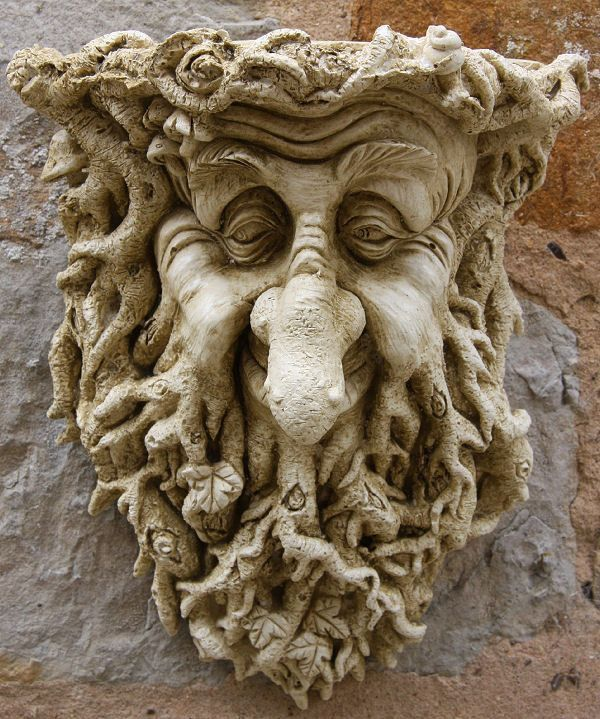Attractive Have A Look At This Green Man Garden Ornament Adam Page From The Green Man  Garden Ornaments Department At Marble Inspiration