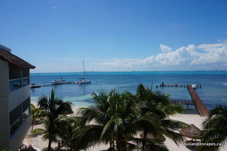 Isla Mujeres Palace. A small island off Cancun.