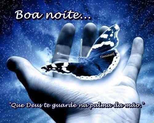 Boa Noite Deus Abencoe: 17 Best Images About Mensagens De Boa Noite On Pinterest