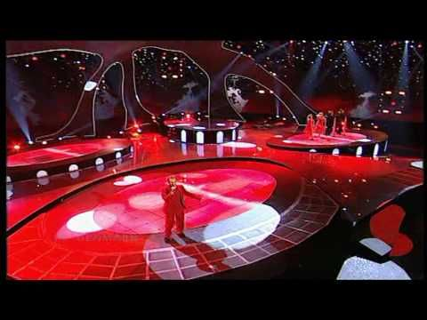 Eurovision 2004 Semi Final 19 Denmark *Thomas Thordarson* *Shame On You* 16:9 HQ - YouTube