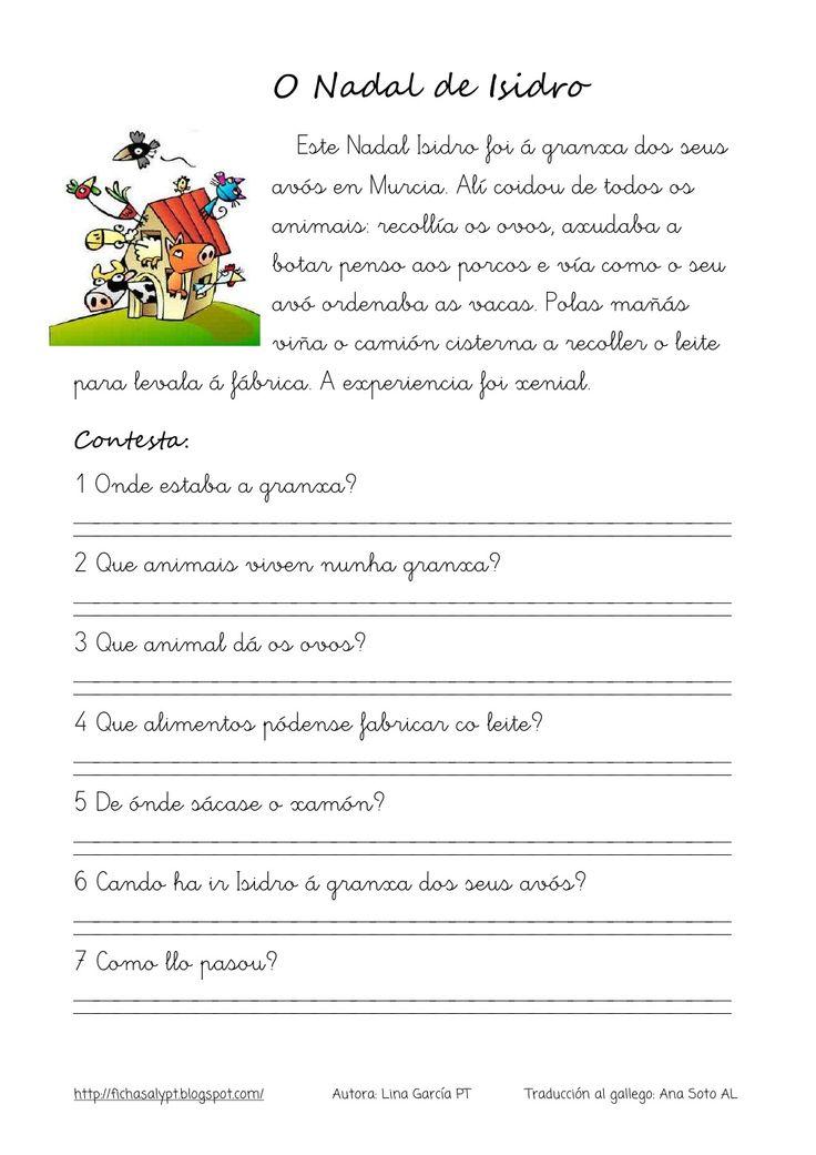 Lecturas comprensivas 21 24 galego by nomenterodelapataca via slideshare