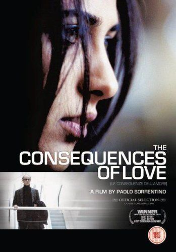"""""""Le conseguenze dell'amore"""", psychological thriller film by Paolo Sorretino (Italy, 2004)"""