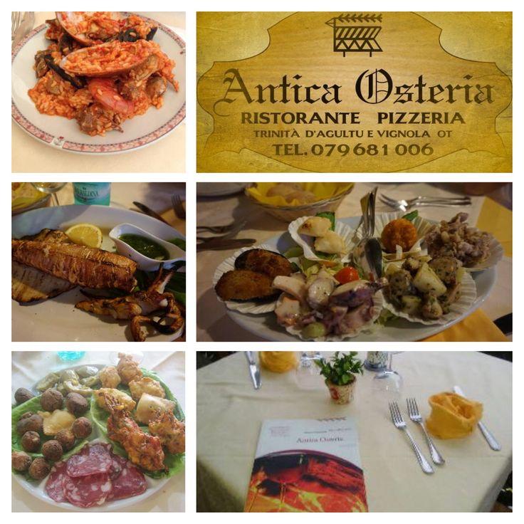 Antica Osteria da Andrea - Sardegna - Trinita' D'Agultu (Ot)