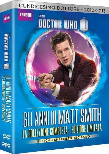 The Complete Matt Smith Years