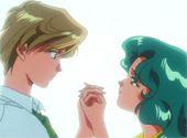 "Sailor Moon S  Episode 110    Destiny's Arrival    Jap.110 ""Death of Uranus and Neptune!? Talisman Appear"""