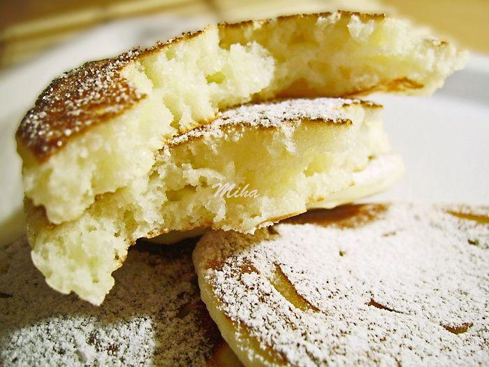 Clatite pufoase cu branza | Dulciuri fel de fel