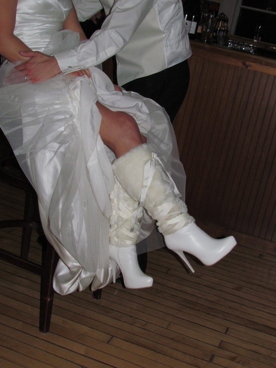 Best 25 Winter Wedding Boots Ideas On Pinterest Outside Bridesmaids And Shoes