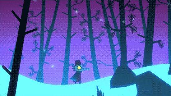 A really beautiful and charming adventure game with puzzle solving elements created for Night in the Woods.