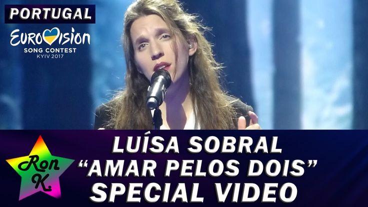 "Luísa Sobral - ""Amar Pelos Dois"" - Rehearsals multi-cam videomix - Eurov..."