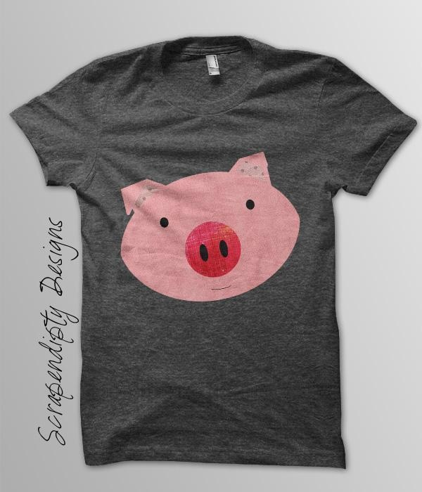 Pig Applique ... by Scrapendipity | Quilting Pattern