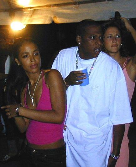 Aaliyah Jay Z