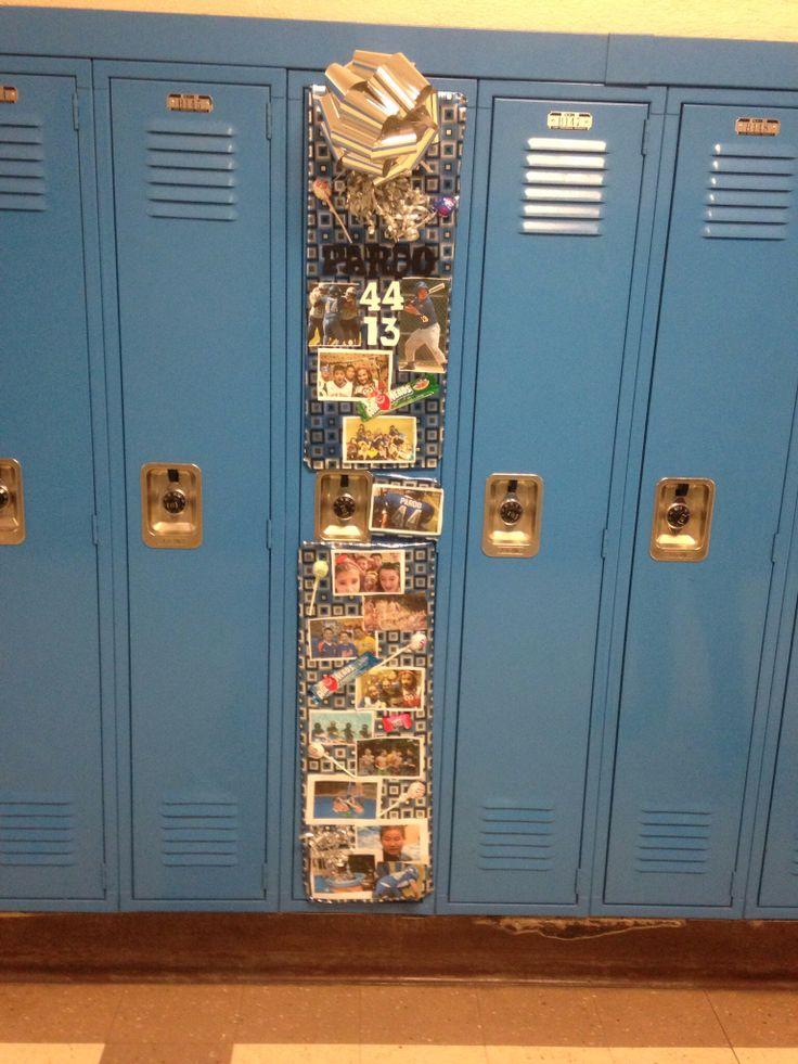 locker decorating ideas - photo #31