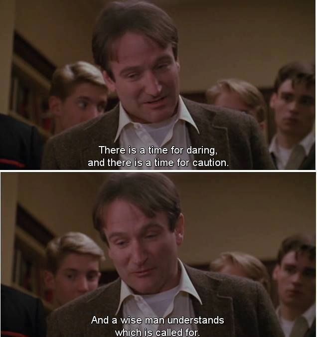 "17 Invaluable Lessons Mr. Keating Taught Us In ""Dead Poets Society"""