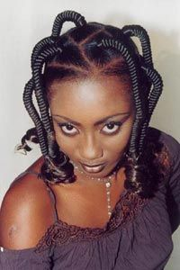 Protective style threading