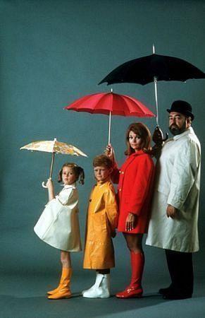 Buffy, Jody, Sissy & Mr. French  <3 Family Affair