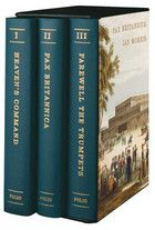 PAX BRITANNICA TRILOGY 3 Volumes in Slipcase, Folio Society Edition