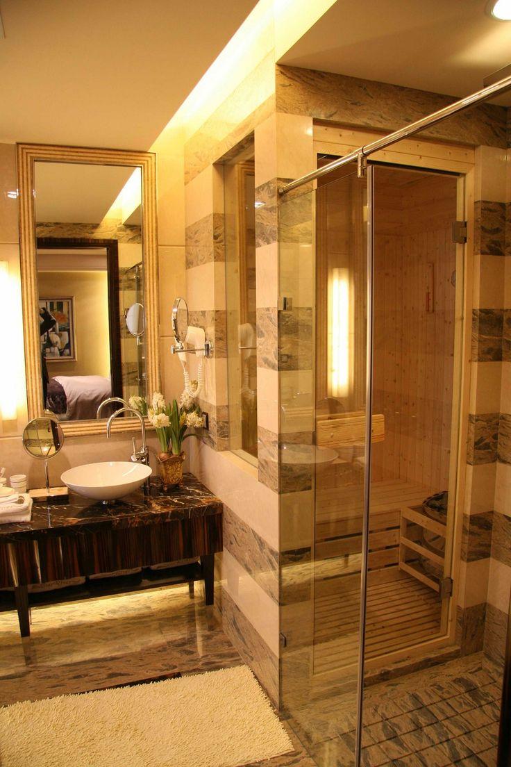 Contemporary condo bath modern bathroom chicago by jill jordan - Jacquard Bedding Sets