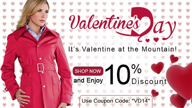 Buy TriMountain Valentine Day Offer.