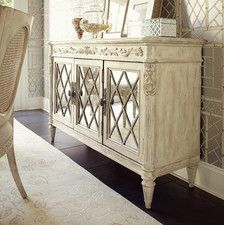 Mirrored Sideboard & Buffet Tables | Wayfair