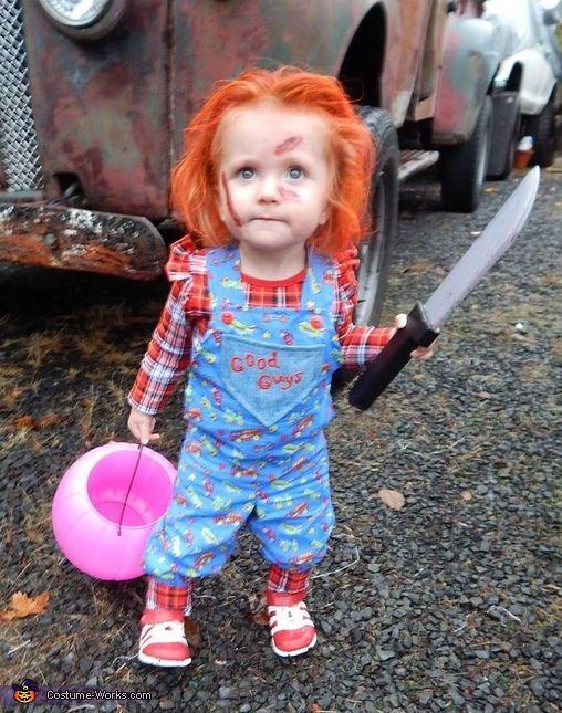 Baby Doll Halloween Costume Ideas