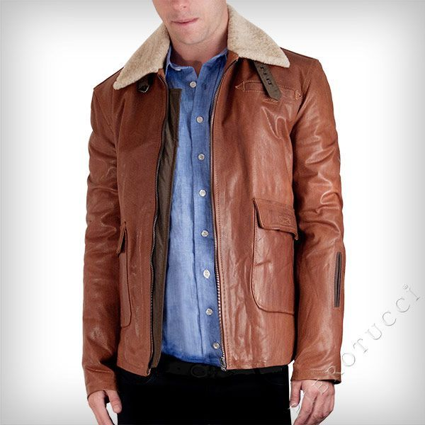 141 best Italian leather jackets from Florence Italy images on ...