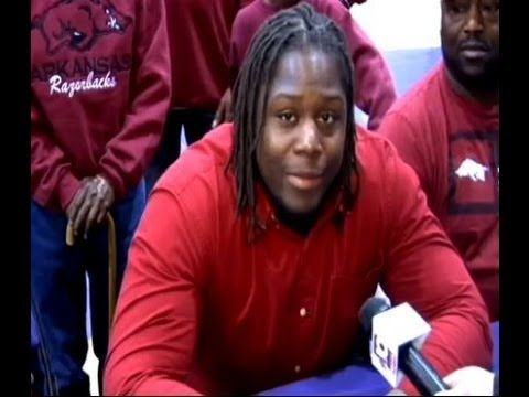 EXCLUSIVE: Bijhon Jackson Interview - Arkansas Razorbacks Football Recru...