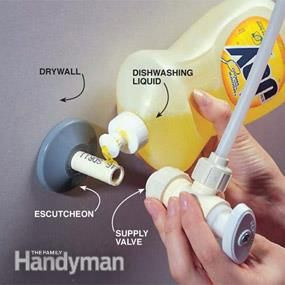 How to Use CPVC Plastic Plumbing Pipe | The Family Handyman