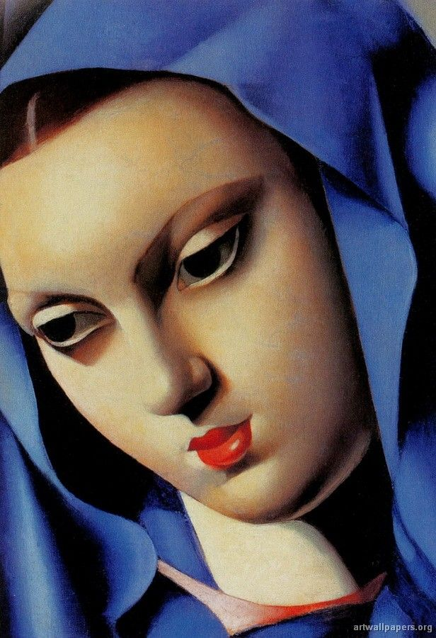 498 best tamara de lempicka pintora images on pinterest. Black Bedroom Furniture Sets. Home Design Ideas