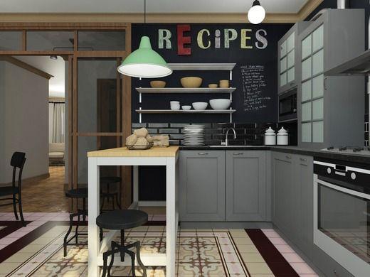 33 best _kitchen shelves images on Pinterest Kitchen ideas - udden küche ikea